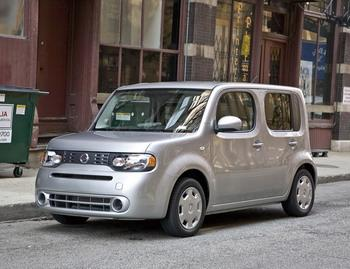 Our view: 2009 Nissan Cube