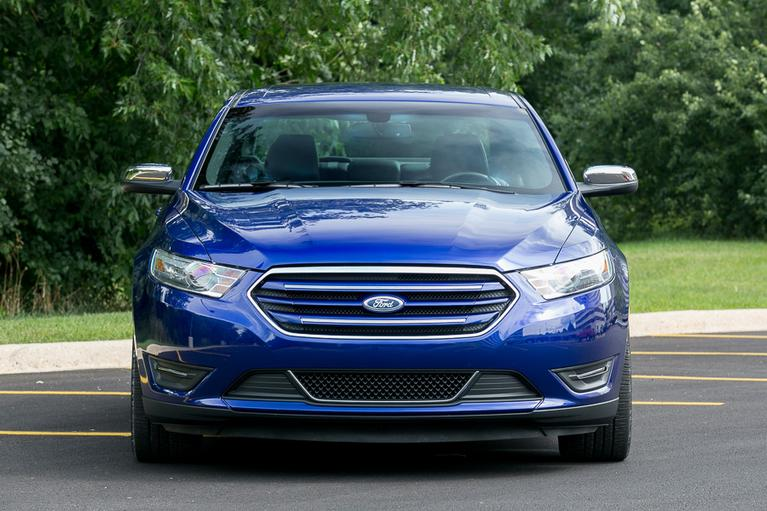 Our view: 2014 Ford Taurus