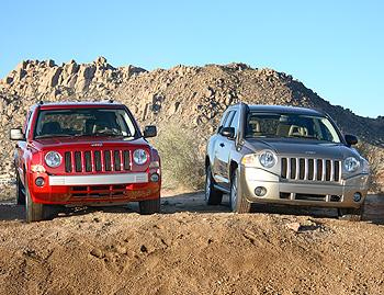 Our view: 2008 Jeep Patriot