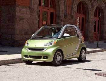 Our view: 2011 smart ForTwo