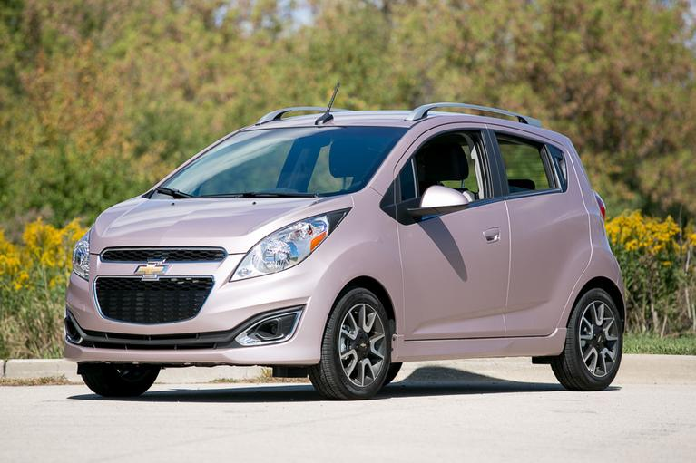 Our view: 2013 Chevrolet Spark
