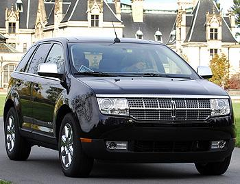 Our view: 2008 Lincoln MKX