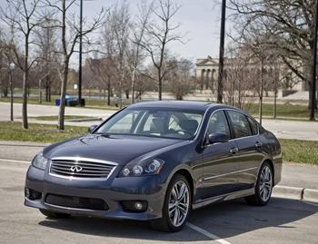 Our view: 2008 Infiniti M45