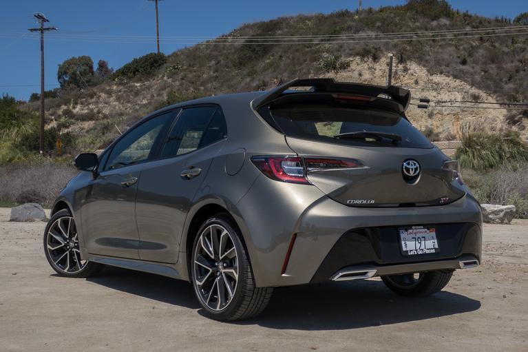 2019 Toyota Corolla Hatchback Pricing, Fuel Economy Revealed