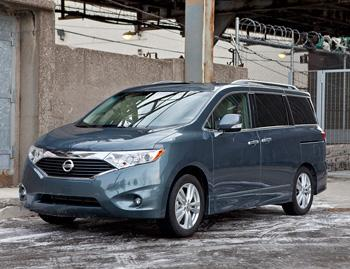 Our view: 2012 Nissan Quest