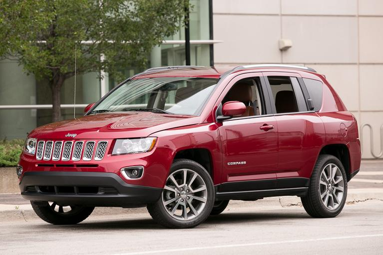 Our view: 2015 Jeep Compass