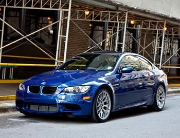 Our view: 2011 BMW M3