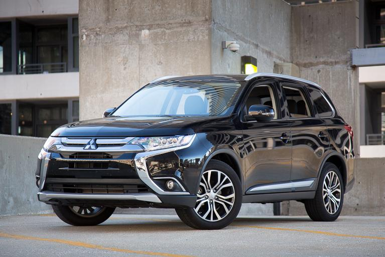 2017 Mitsubishi Outlander: Our View