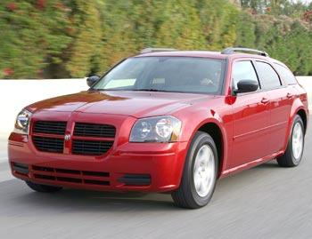 Our view: 2006 Dodge Magnum