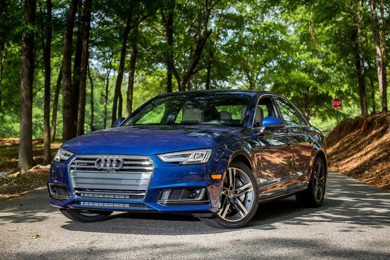 Luxury Car of the Year: 2018 Audi A4