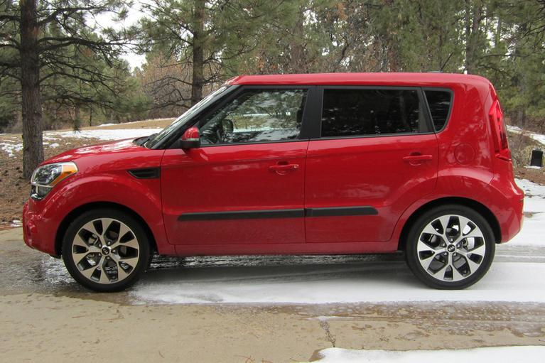Our view: 2013 Kia Soul