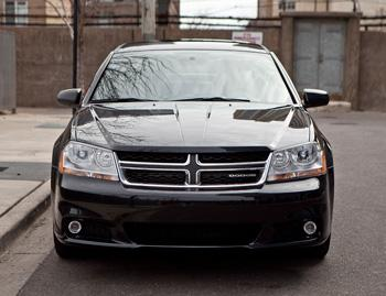 Our view: 2011 Dodge Avenger