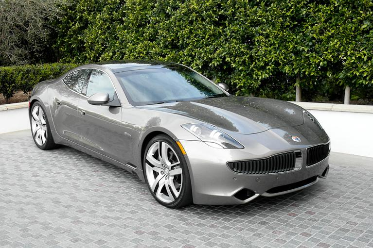 Our view: 2012 Fisker Karma