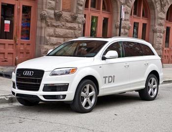 Our view: 2009 Audi Q7