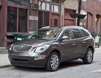 Our view: 2011 Buick Enclave