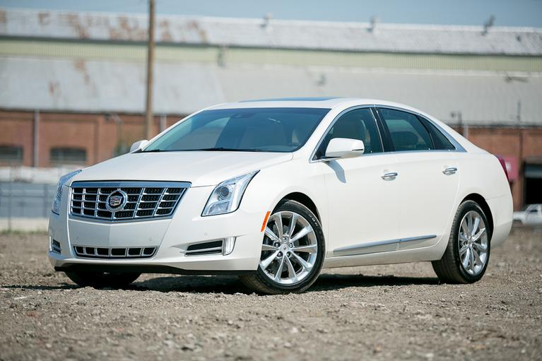 Our view: 2013 Cadillac XTS