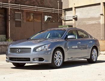 Our view: 2011 Nissan Maxima