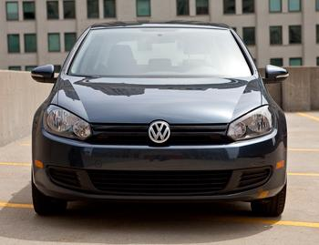 Our view: 2010 Volkswagen Golf