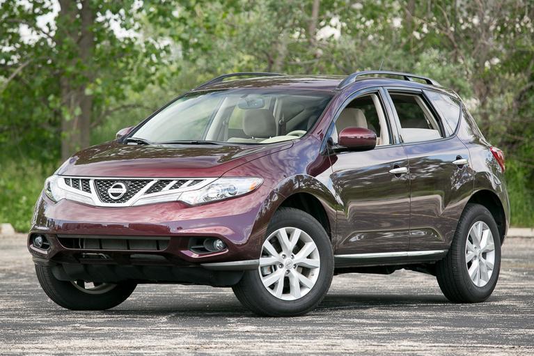 2014 Nissan Murano Overview Cars Com