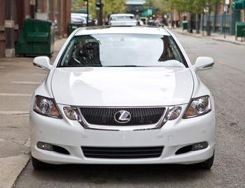 Our view: 2009 Lexus GS 460
