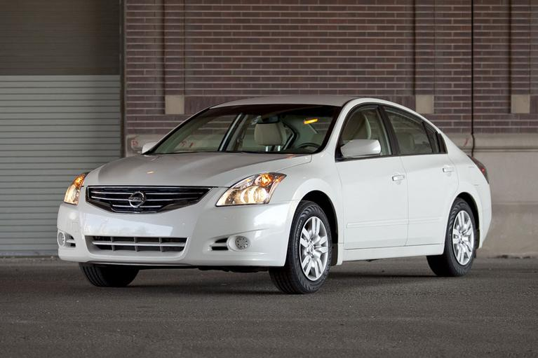 Our view: 2012 Nissan Altima