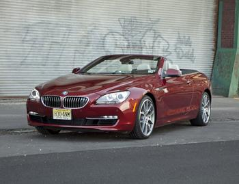 Our view: 2013 BMW 650