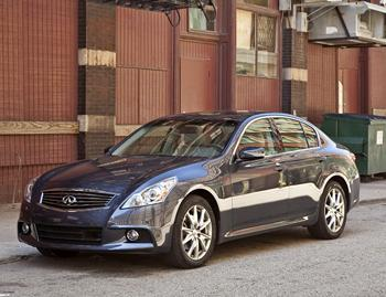 Our view: 2010 Infiniti G37