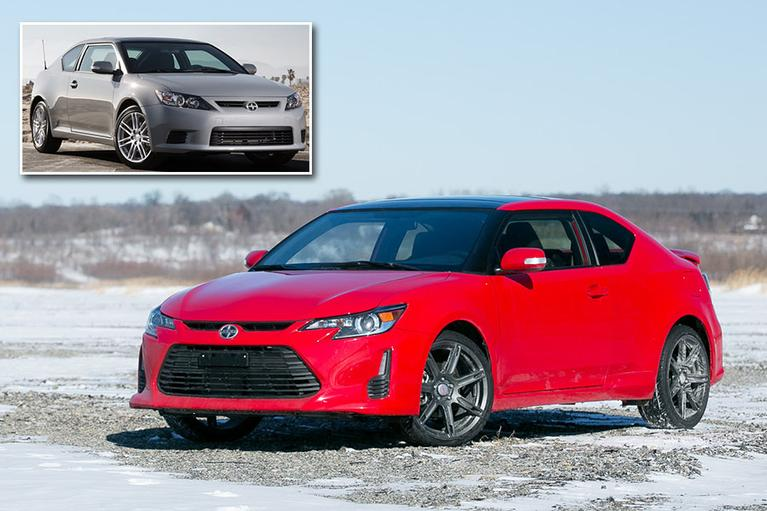 Our view: 2014 Scion tC
