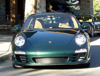 Our view: 2009 Porsche 911