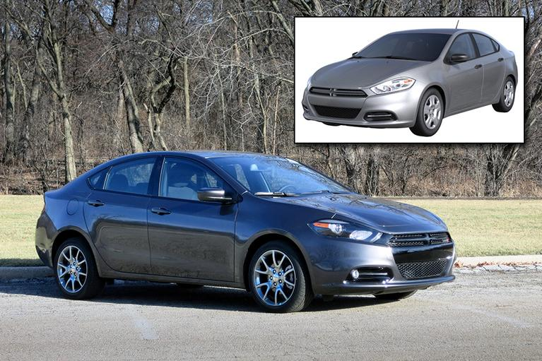Our view: 2016 Dodge Dart