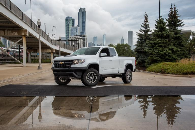 2017 Chevrolet Colorado: Our View