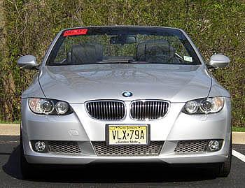 Our view: 2007 BMW 335