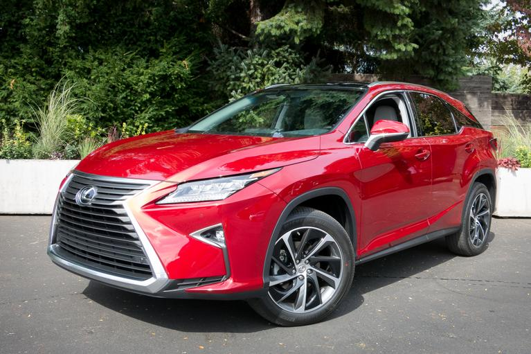 Our View: 2017 Lexus RX 350