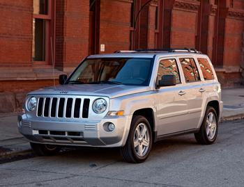 Our view: 2010 Jeep Patriot