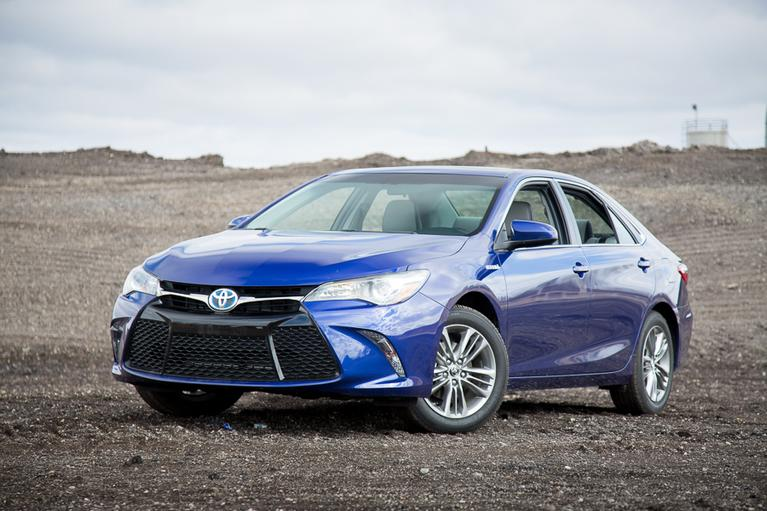 Our view: 2015 Toyota Camry Hybrid