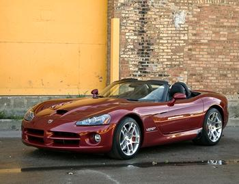 Our view: 2009 Dodge Viper