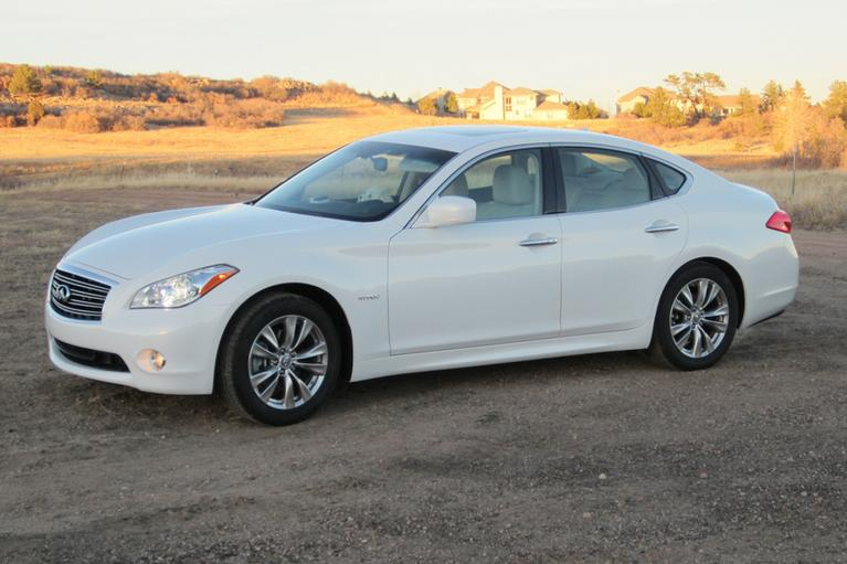 Our view: 2013 Infiniti M35h