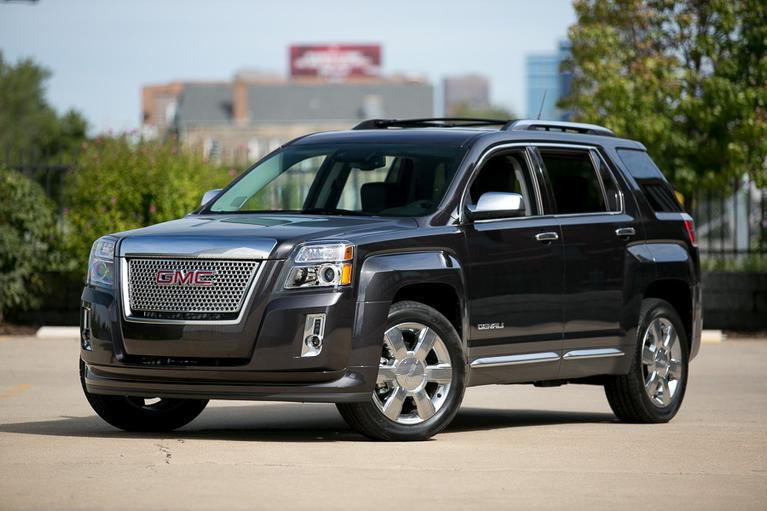 Our view: 2014 GMC Terrain