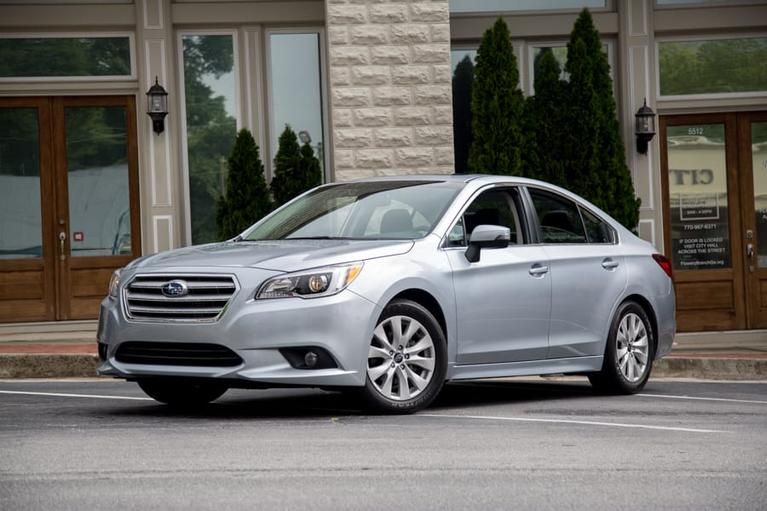 Our View: 2017 Subaru Legacy