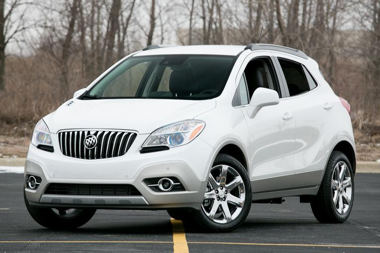 Our view: 2013 Buick Encore