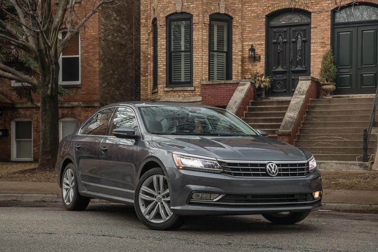 2018 Volkswagen Passat Review: Comfortable and Composed With a Hint of Flair