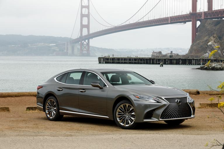 2018 Lexus LS 500 and 500h: Our View