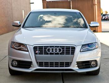 Our view: 2010 Audi S4