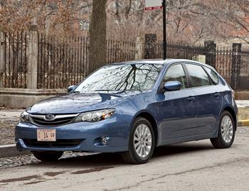Our view: 2010 Subaru Impreza