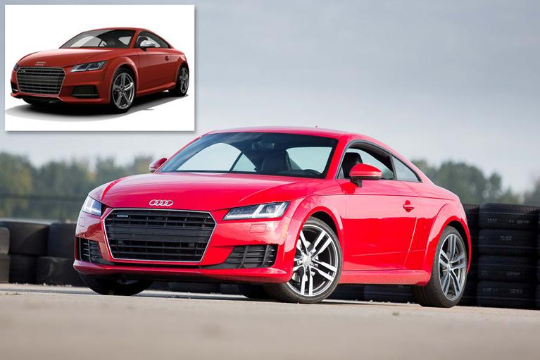 Our View: 2017 Audi TT