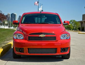 Our view: 2008 Chevrolet HHR
