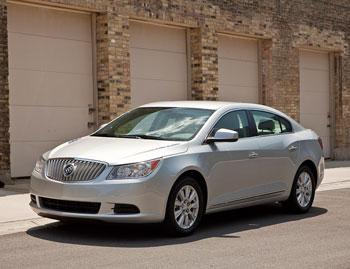 Our view: 2010 Buick LaCrosse