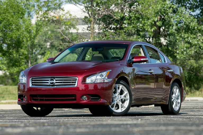 Our view: 2013 Nissan Maxima