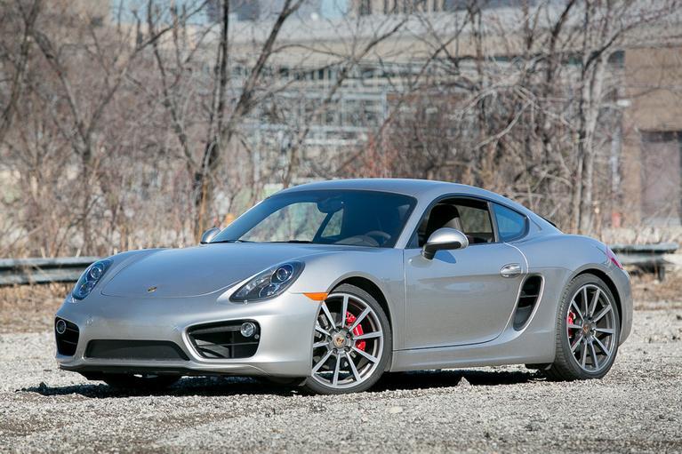 Our view: 2014 Porsche Cayman
