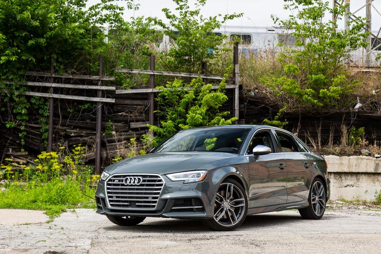 2017 Audi S3: Our View